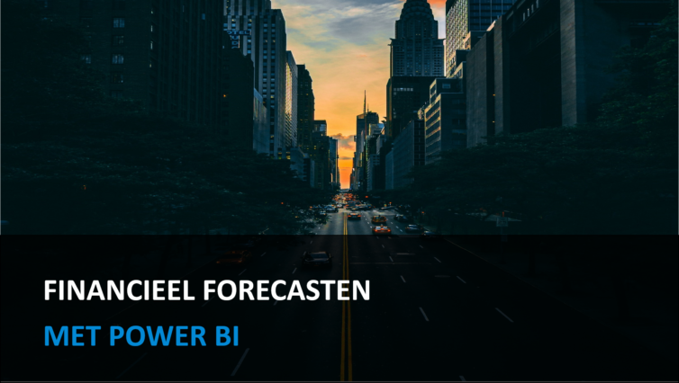Financieel Forecasten met Power BI