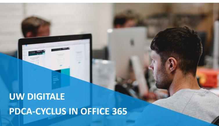 Uw digitale PDCA-cyclus in Office 365