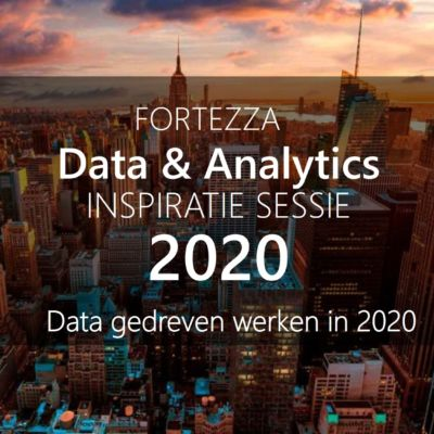 fortezza - Data en Analytics Event Q1 2020