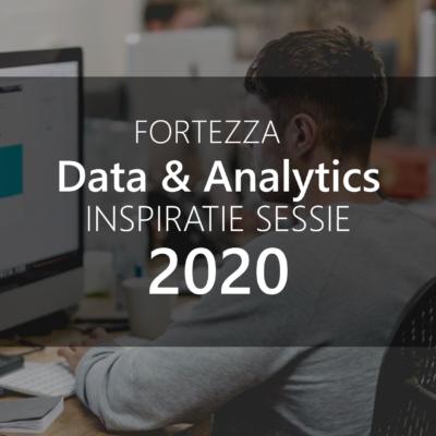 fortezza - Data en analytics event Q1 2020