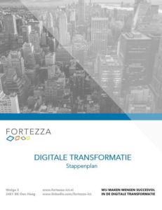 fortezza-digitale-transformatie-stappenplan